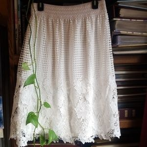 Beautiful Crotchet Skirt